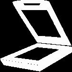 Scanner icon, Сканиране на документи, дигитализация