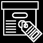 Физическо архивиране на документи, съхранение на документи в архивохранилище